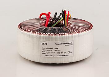 1500w安全隔离变压器110v转220v 环形变压器