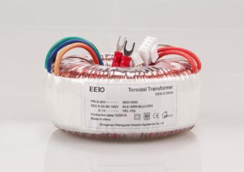 环形变压器120W,可量身定制【输出带短路保护】
