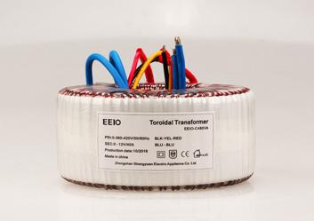环形变压器480W,多绕组可定制【机械设备专用】