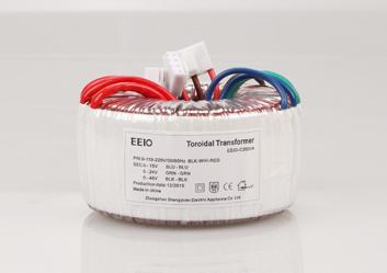 电源变压器200W,多绕组可定制【输出带短路保护】